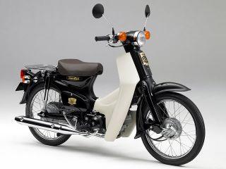 2008年 Super Cub 50 50周年スペシャル・特別・限定仕様