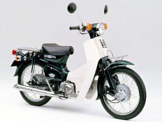 2000年 Super Cub 90 Deluxe・マイナーチェンジ