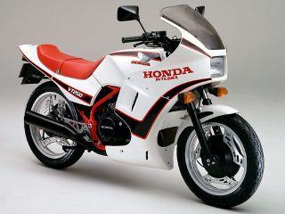 1983年 VT250F INTEGRA・新登場