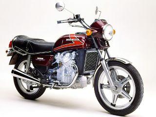 1978年 WING GL400・新登場