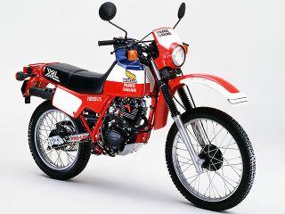XL125R Paris Dakar