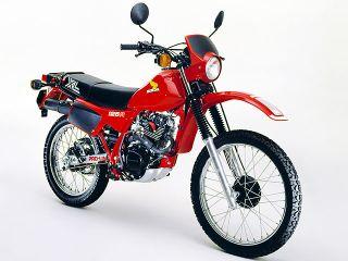 1982年 XL125R・新登場