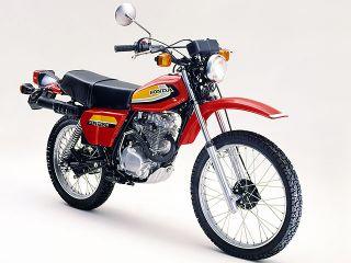 1978年 XL125S・新登場