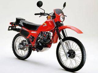 1982年 XL200R・新登場