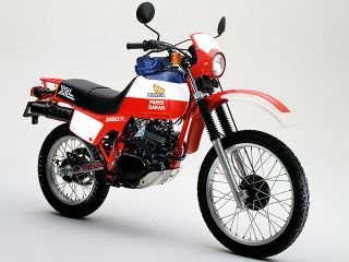 XL250R Paris Dakar