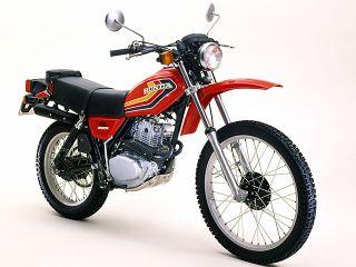 1978年 XL250S・新登場