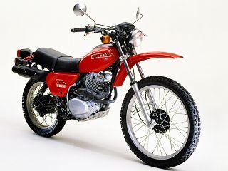1979年 XL500S・新登場