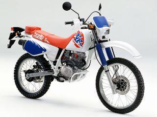 1993年 XLR125R・新登場