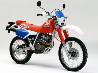 1990年 XLR250R・カラーチェンジ