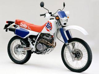 1994年 XLR250R・カラーチェンジ