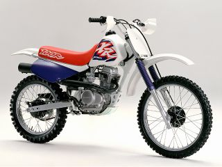 1996年 XR100R