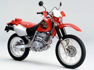 2000年 XR250・マイナーチェンジ