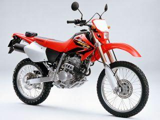 2003年 XR250・フルモデルチェンジ