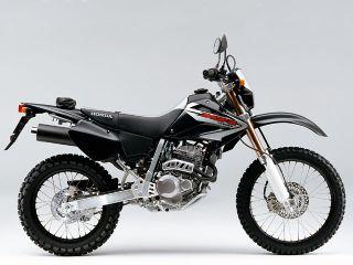 2004年 XR250・カラーチェンジ