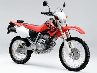 2005年 XR250・カラーチェンジ