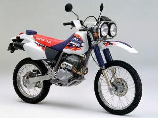 1995年 XR250 BAJA・新登場
