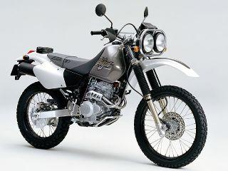 2000年 XR250 BAJA・マイナーチェンジ