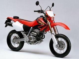 2003年 XR250MOTARD・カラーチェンジ