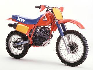 1985年 XR250R・その他