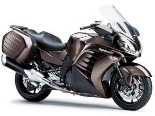 2010年 1400GTR ABS・マイナーチェンジ