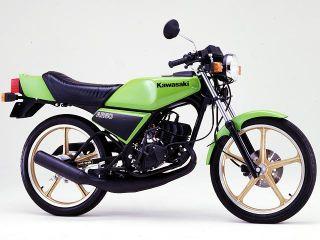 1981年 AR50・新登場
