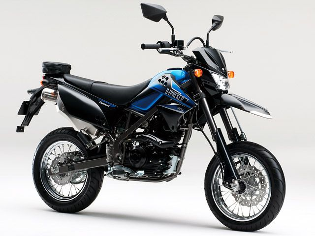 カワサキ(KAWASAKI) Dトラッカー125   D-TRACKER 125の型式・諸元表・詳しいスペック-バイクのことならバイクブロス