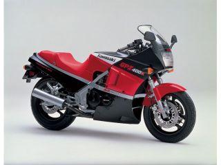 1985年 GPZ400R・新登場