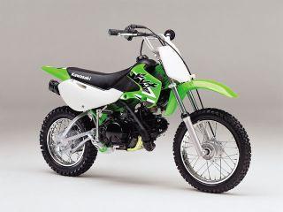 2002年 KLX110・新登場