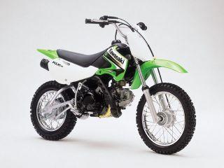 2003年 KLX110・マイナーチェンジ