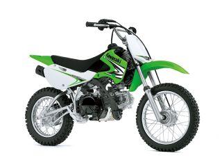 2008年 KLX110・カラーチェンジ