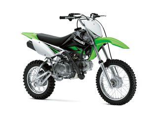 2010年 KLX110L・新登場