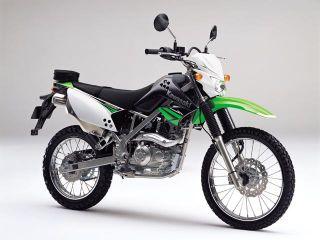 2010年 KLX125・新登場