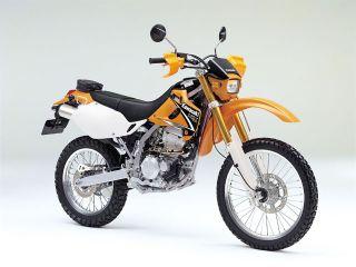 2003年 KLX250・カラーチェンジ
