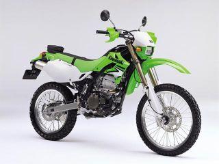 2007年 KLX250・カラーチェンジ