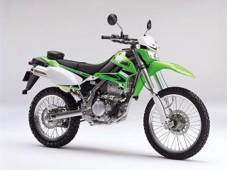 2008年 KLX250・フルモデルチェンジ
