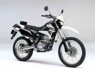 2011年 KLX250・カラーチェンジ