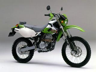 1998年 KLX250・新登場