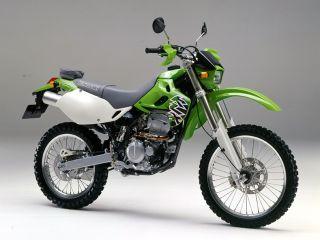 1999年 KLX250・カラーチェンジ