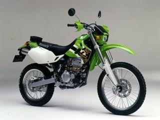 2001年 KLX250・マイナーチェンジ
