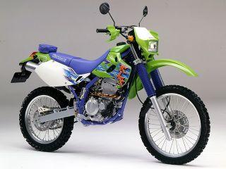 1994年 KLX250ES・新登場