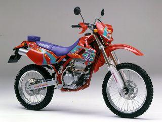 1993年 KLX250SR・新登場