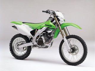 2008年 KLX450R・新登場