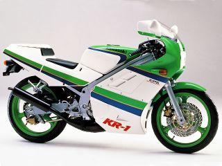 1988年 KR-1・新登場