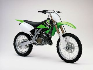 2004年 KX125