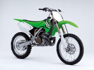 2006年 KX250