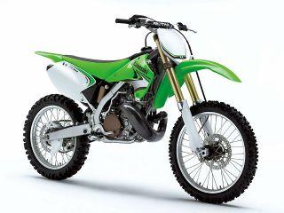 2007年 KX250