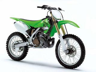2008年 KX250