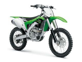 2017年 KX250F・マイナーチェンジ