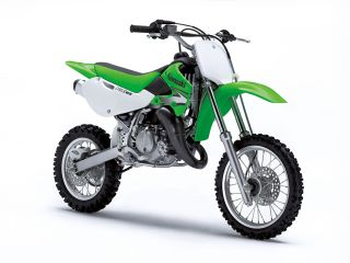 2007年 KX65・カラーチェンジ