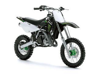 2009年 KX65 モンスターエナジー・特別・限定仕様